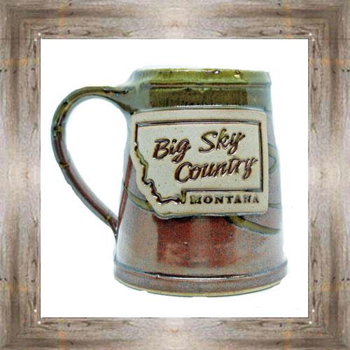 Big Sky Mug $21.95 #11