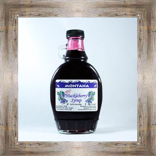 10oz. Huck Syrup $8.95 #5897