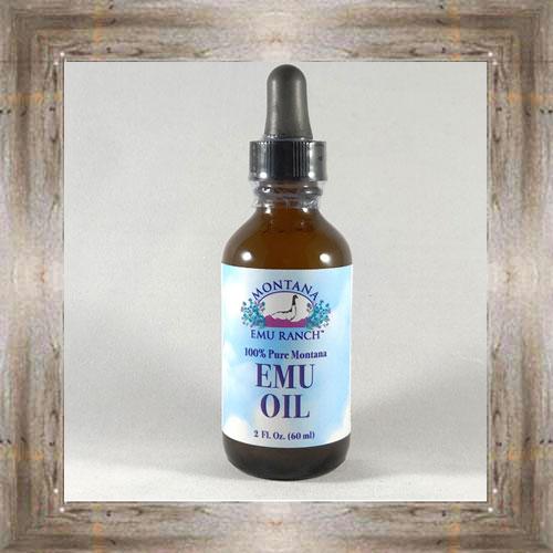 2oz. Emu Oil $27.55 #776