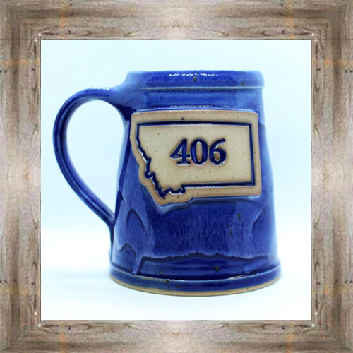 """""""406"""" Mug $21.95 #5876"""
