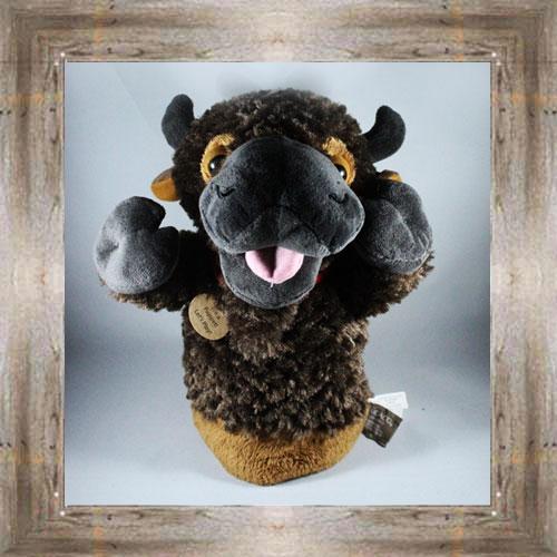 Buffalo Plush Puppet $16.99 $7328