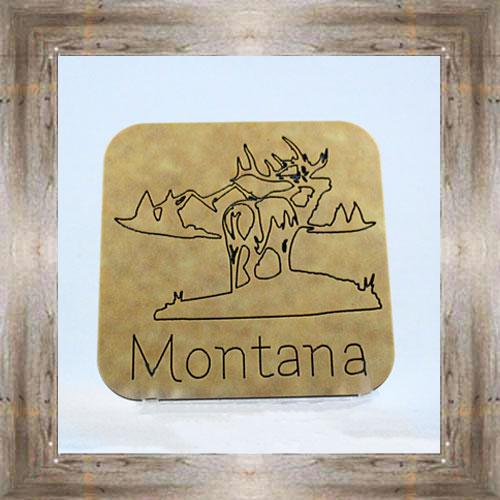 Montana Coaster $7.00 ea. #2601