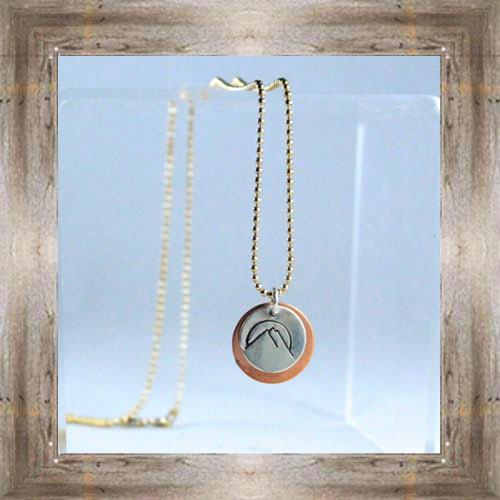 Copper Mountain Necklace $34.99 #7275