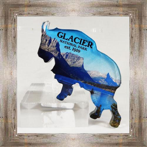 GNP Mountain Goat Magnet $6.75 #7471