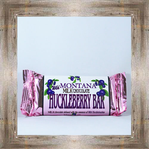 Huck Milk Choc Bar $5.75 #6888