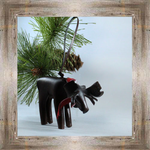Leather Moose $13.25 #1350