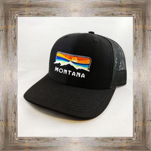 MT Sunset Trucker Hat $24.99 #7808