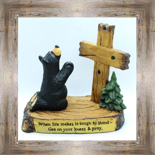 Pray Bear $19.99 #7507