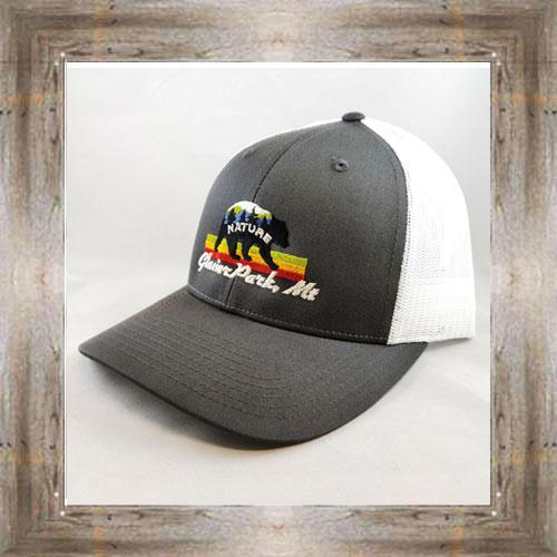 Glacier Bear Trucker Hat $24.99 #7809