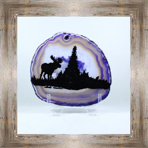 Geode Night Light (Moose) $9.99 #7624