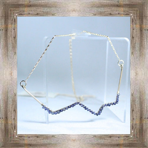Squiggle Necklace $49.99 #7278