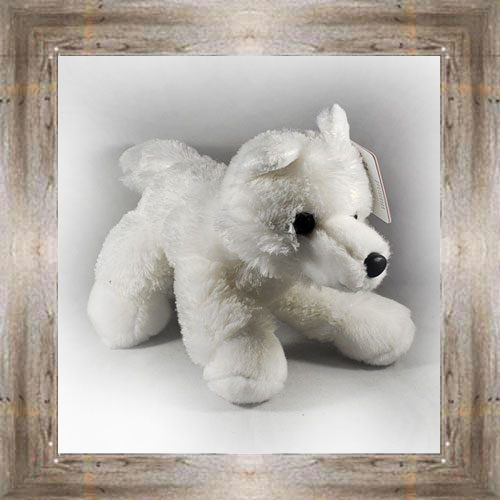 Small White Wolf $10.00 $7607