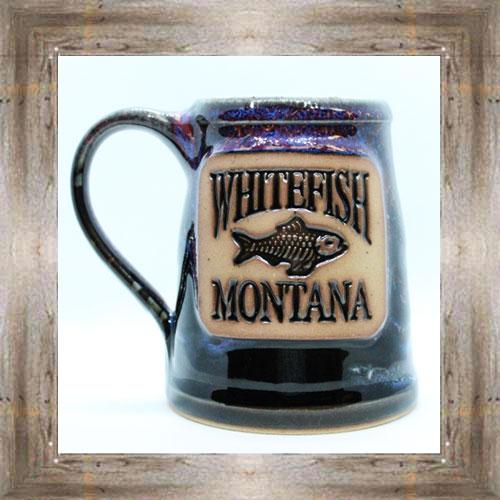 Whitefish Mug $21.95 #13