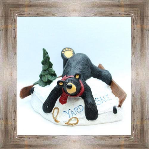 Yard Sale Bear $25.00 #7593