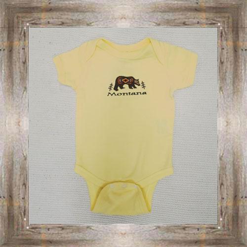 Aztec Bear Onesie $16.99 #7786