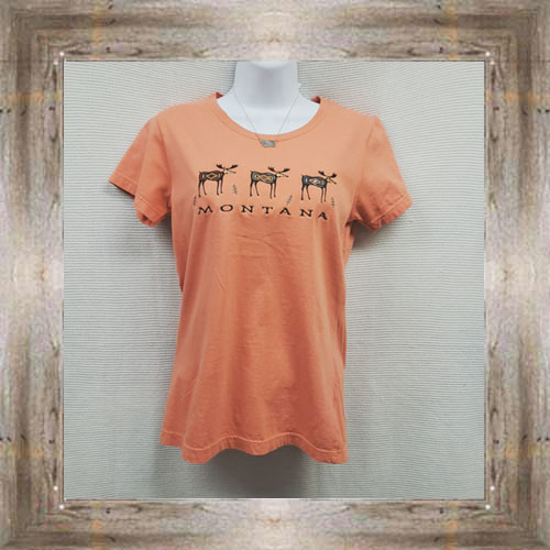 Aztec Moose MT $23.95 #7263