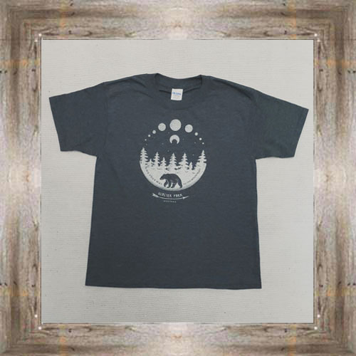 Bear Phases Youth Tee $16.99 #7853