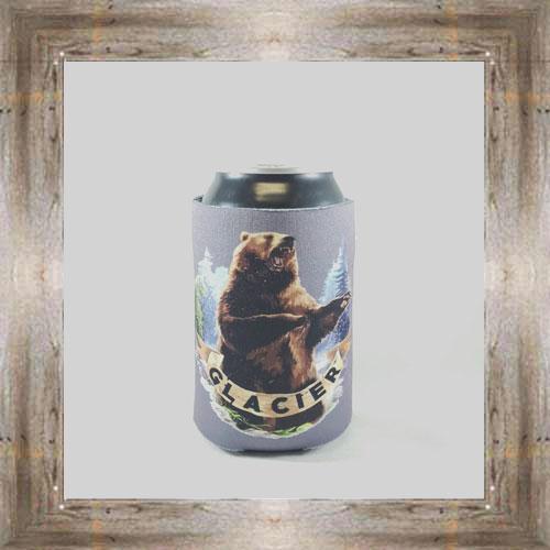 GNP Grizzly Koozie $5.75 #7783