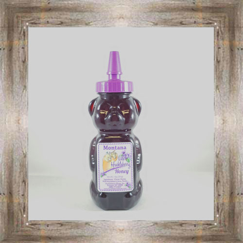 Huckleberry Honey $6.95 #171