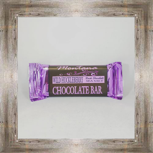 Huck Dark Choc Sea Salt Bar $5.75 #6633
