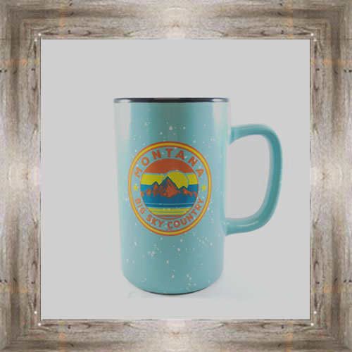 MT Tall Camper Mug $15.00 #7824