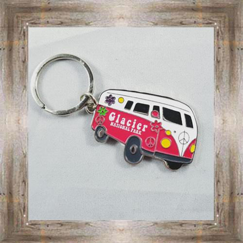 MT Hippie Bus Keychain $5.75 #7759