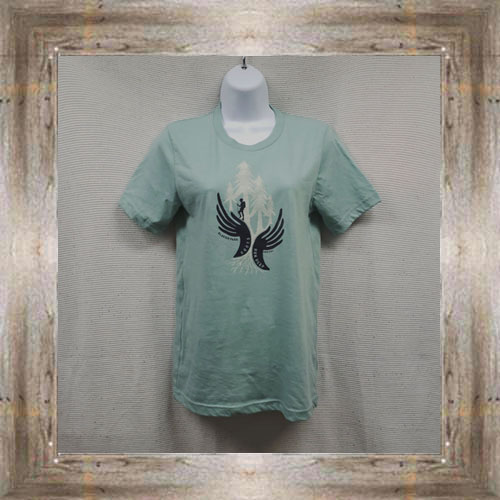 Two Hands GNP Ladies Tee $23.99 #7874