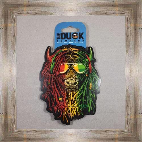 Duck Co. Sticker (Buffalo) $4.00 #8176