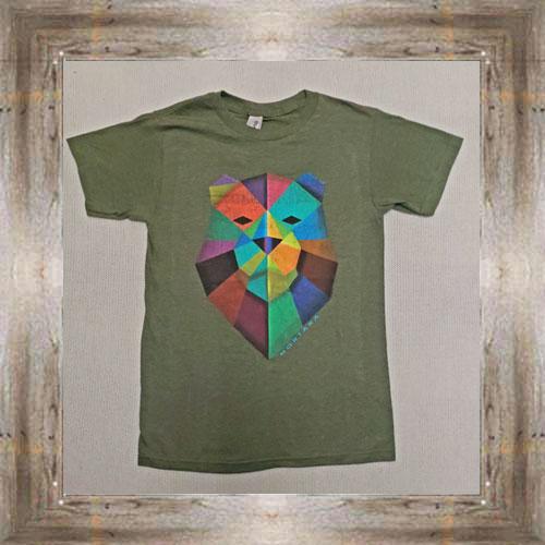 Geometric Bear Youth Tee $16.95 #8219