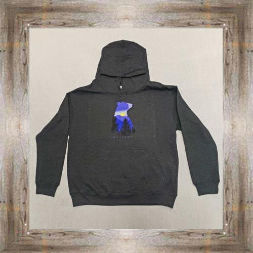 Bear Mountain Youth Hoody $29.99 #8264