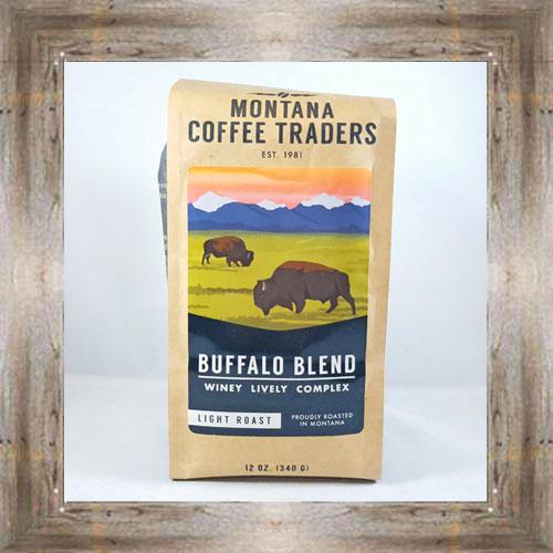 Buffalo Blend Coffee $17.50 #8030