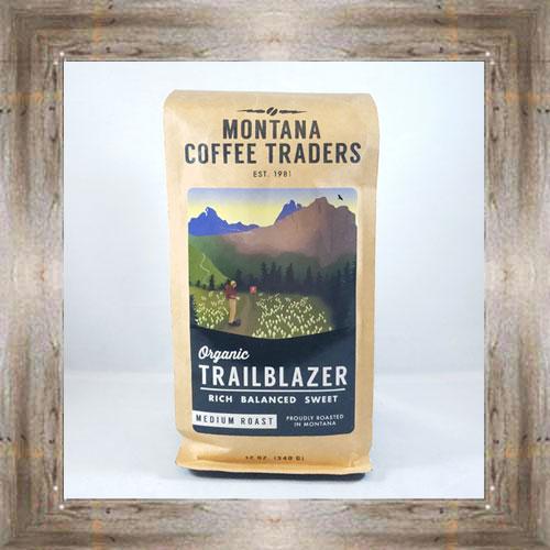 "Organic ""TrailBlazer"" Blend Coffee $15.90 #3339"