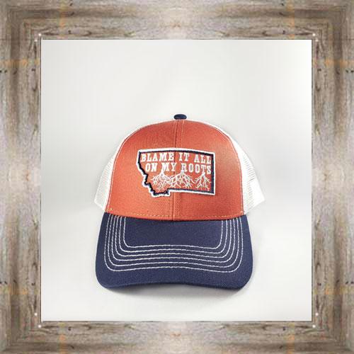 Blame My Roots MT Trucker Hat $24.99 #8573