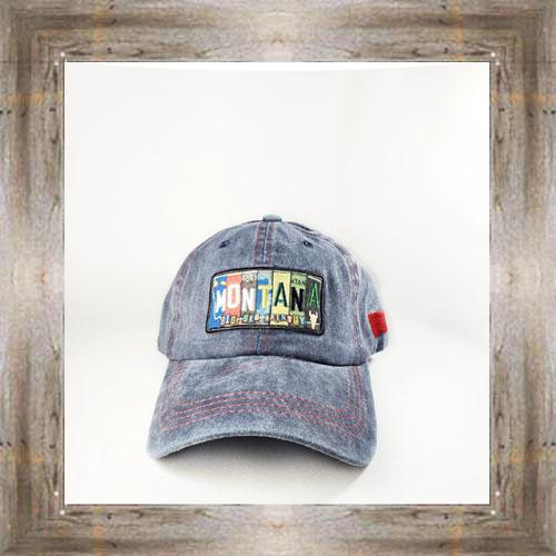 MT License Plate Cap $24.99 #8689