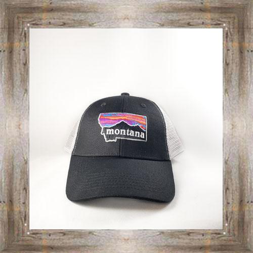 MT State Trucker Hat $24.99 #7131