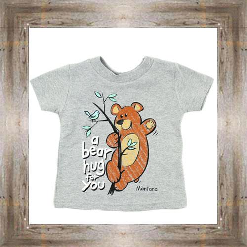 A Bear Hug For You Infant Tee $14.99 #8912