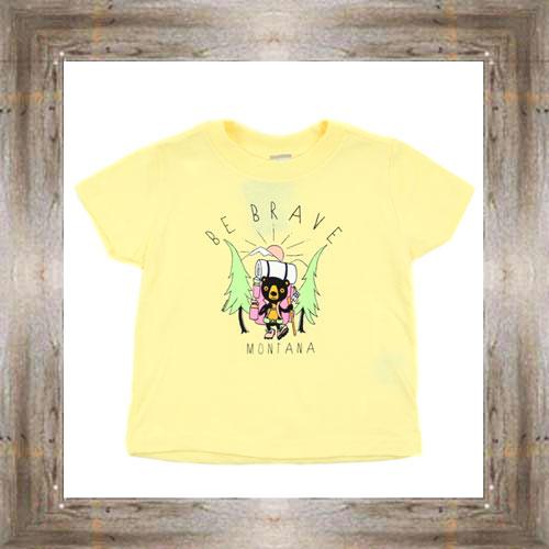 Be Brave Toddler Tee $14.99 #8858