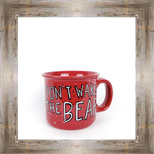 Don't Wake The Bear Mug $12.99 #8757