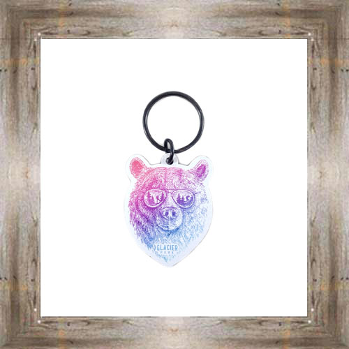 GNP Cool Bear Key Chain $6.25 #8178