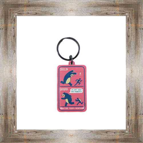 GNP Wash Your Hands Key Chain $6.25 #8178