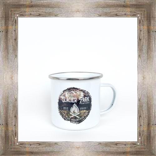 GNP Stump Tin Mug $16.50 #8179