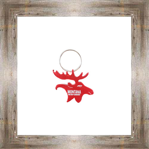 Bottle Opener Moose Key Chain $4.50 #7760