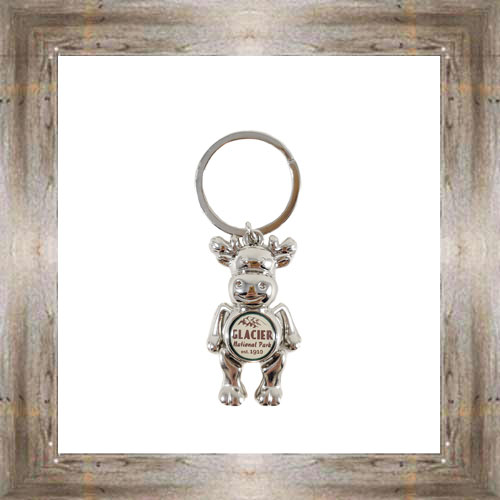 GNP Dangle Moose Key Chain $7.00 #7941