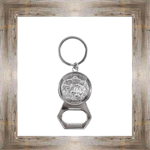 GNP Quarter Bottle Opening Key Chain $6.25 #4689