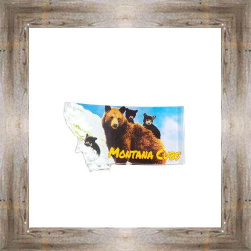 MT Grizzly Cub Magnet $6.25 #123