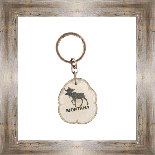 MT Moose Tree Section Key Chain $5.00 #7763