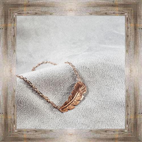 'Handcrafted Originals' Assorted Copper Necklaces (3) $34.99 #7270