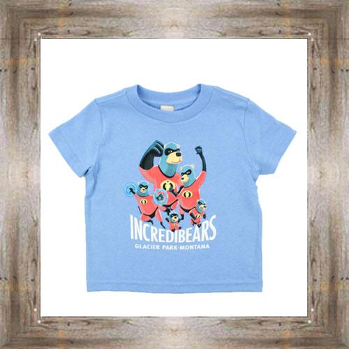 Incredibears Toddler Tee $14.95 #8060