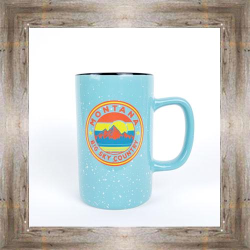MT Circle Mountain Mug $15.00 #7824