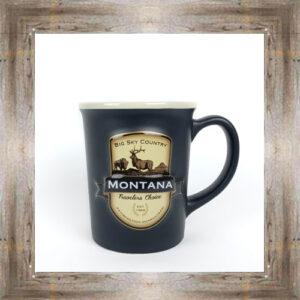 MT Emblem Mug $15.99 #8327